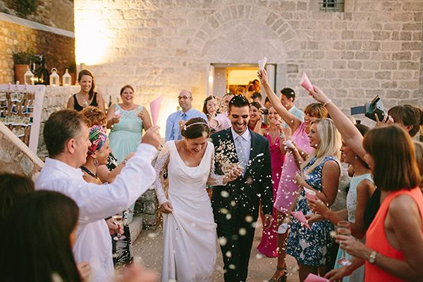 Amazingly gorgeous wedding in Hydra |Abi & Alex - Love4Wed