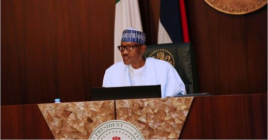The presidency has debunked rumours that President Muhammadu Buhari will on Monday be travelling to the United States on Donald Trumps invitation.  Lauretta Onochie President Buharis Personal Assistant on Social Media said the news is untrue. In a post on Twitter she wrote:  Its not true that @NGRPresident @MBuhari is Set For a USA Trip tomorrow Monday 4/9/2017. Pres Buhari always inform Nigerians of his trips  The president was reportedly honouring an invitation Trump had made since his…