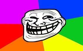 Resultado de imagen para face troll
