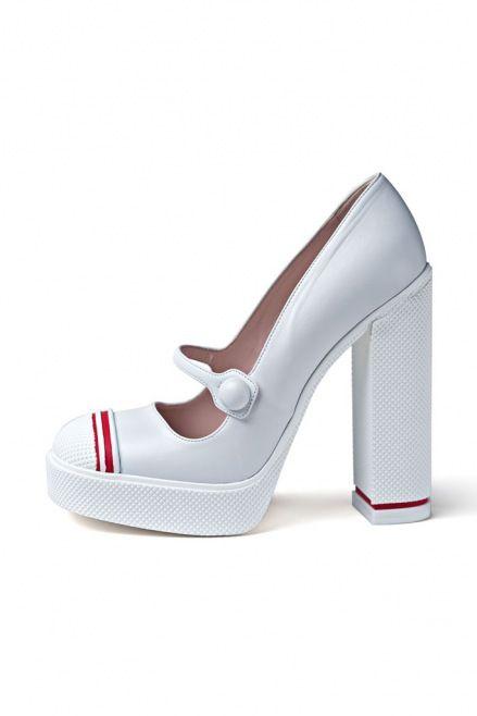 Miu Miu 2014 Bayan Ayakkabıları - Miu Miu shoes collection 2014 Miu Miu