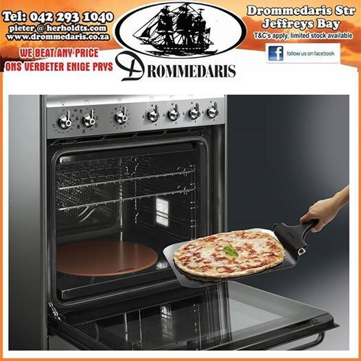 Making Pizza at home has never been better than in a Smeg Gas oven. Drommedaris is now offering you 20% off on all Smeg appliances for this week only. From fridges to coffee makers you have excellent savings. #lifestyle #appliances #homedecor