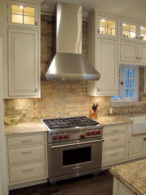 Messy Mortar Backsplash In Kitchen Ideas For Dream Home