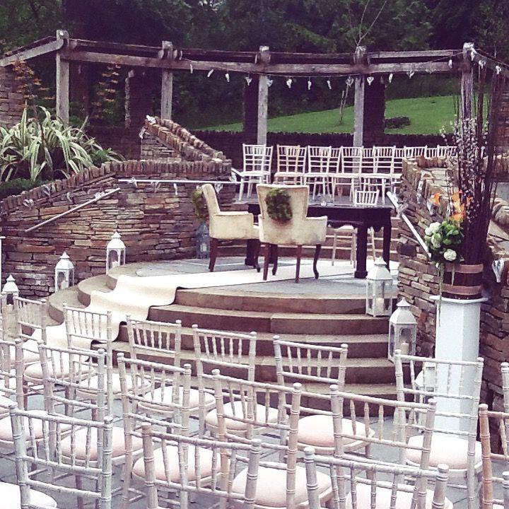 Outdoor Wedding Solis Lough Eske Castle Weddings