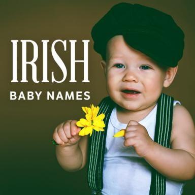 Irish Baby Names.