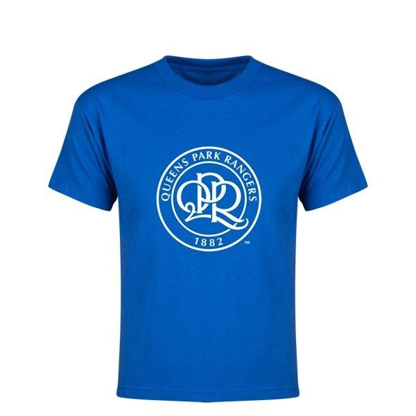 Queens Park Rangers Crest Youth T-Shirtt