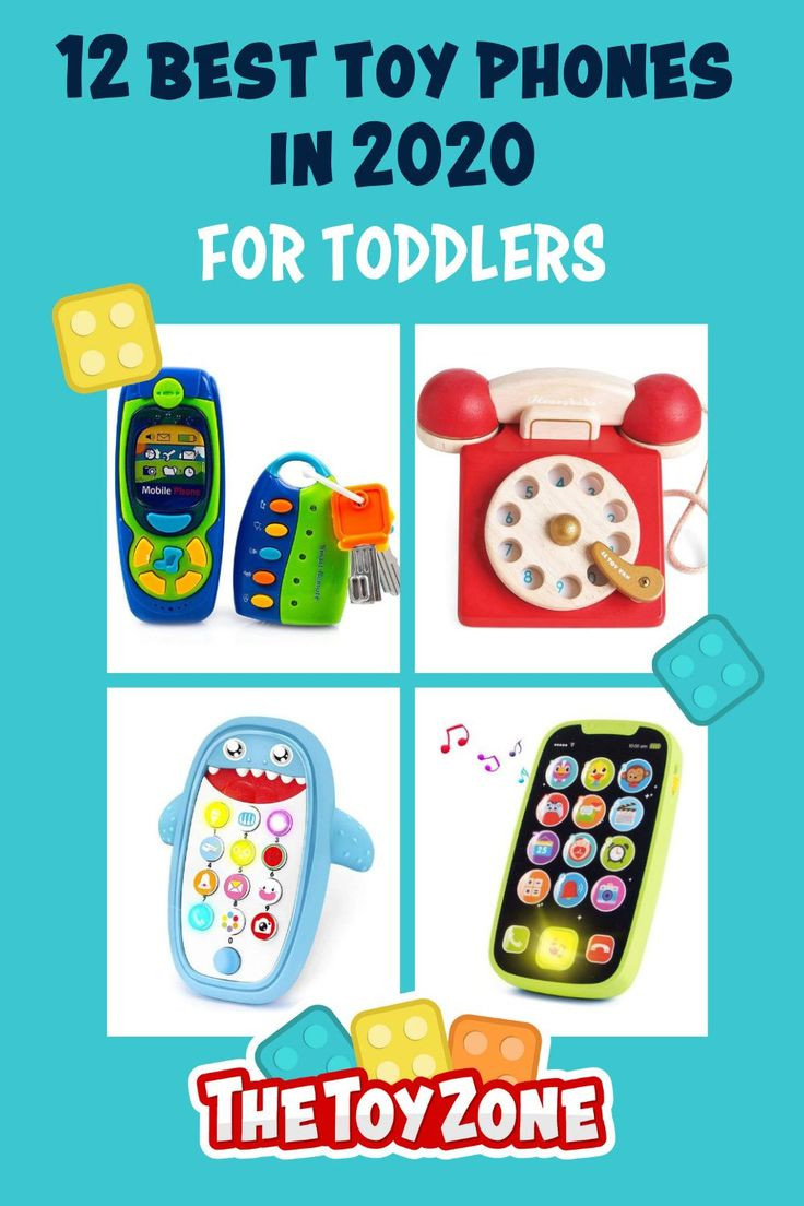 12 Best Toy Phones for Toddlers 2020 - TheToyZone in 2020 ...