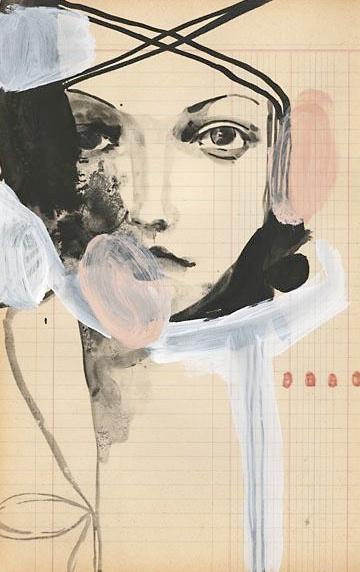 Tina Berning, a Berlin based artist and illustrator