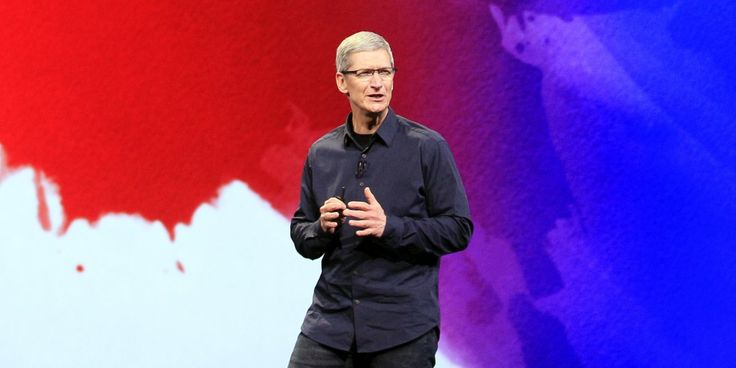 Apple's 'vision' for its next big thing convinced a big company to sell itself for cheap