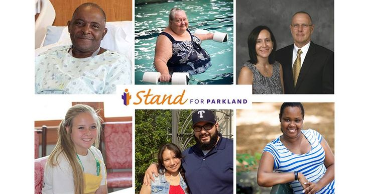 Meet some of the patients that inspire hope and make Parkland Hospital extraordinary. www.IStandforParkland.org/Patients.