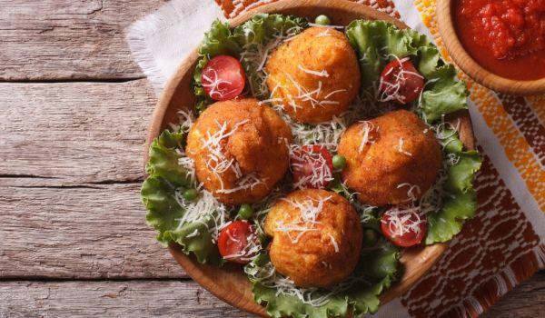 Зеленчукови шарени кюфтенца - Рецепта. Как да приготвим Зеленчукови шарени кюфтенца. Кликни тук, за да видиш пълната рецепта.