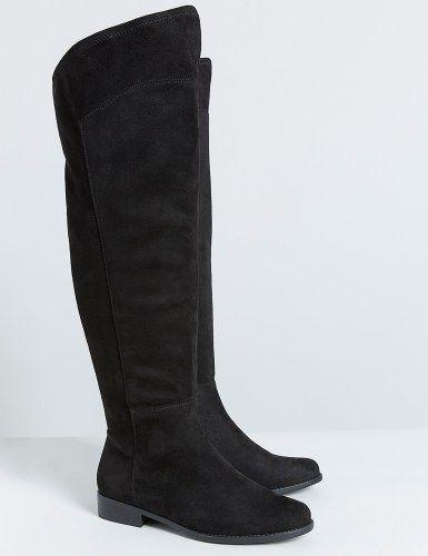 24 Wide Calf Over-the-Knee Boots - alexawebb.com