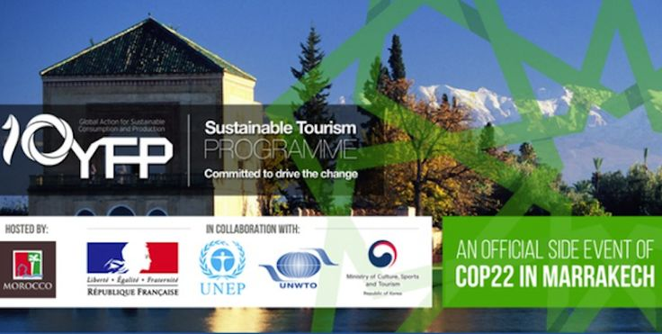 Tourism committed to fight climate change – COP 22