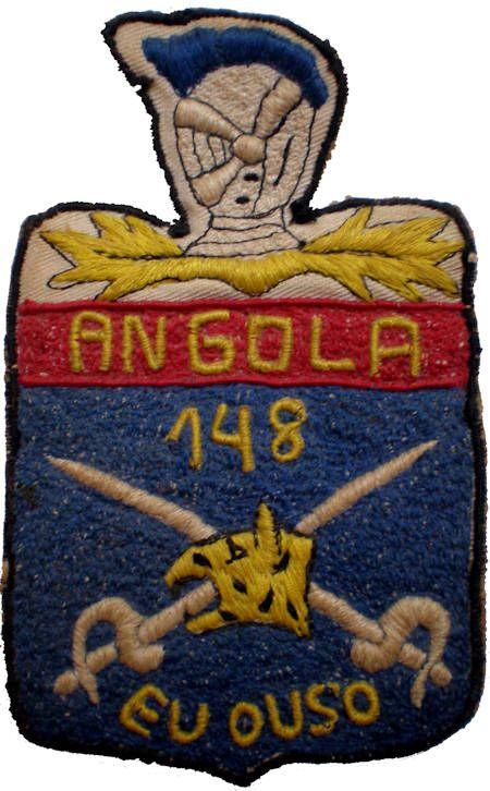 Esquadrão de Cavalaria 148 Angola 1961/1963