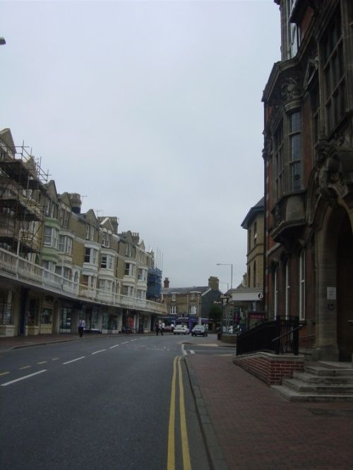 Monson  Road, Tunbridge Wells
