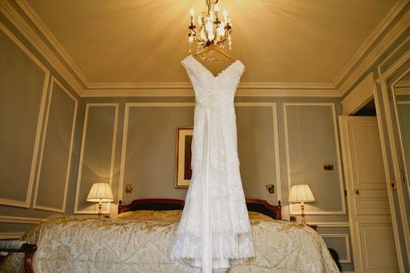 Fotos de um casamento em Paris