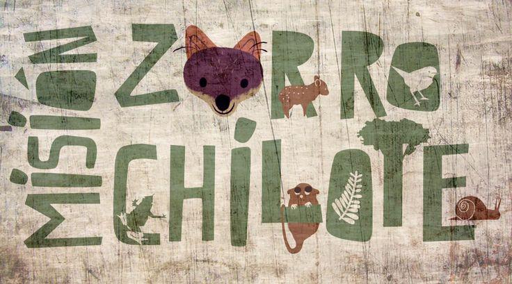 Misión Zorro Chilote | ¡Juega y aprende sobre el bosque nativo!