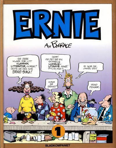 """""""Ernie"""" av Bud Grace"""