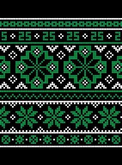 fairisle pattern