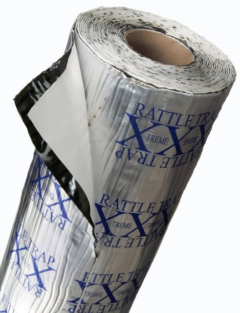 Rattle Trap Sound Deadening Material For Conversion Vans Bulk Pack Install Kit Included