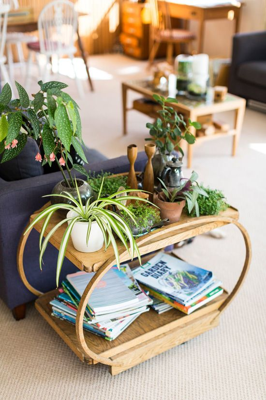 Urbis Magazine    I adore plants. They are all over my house. I love the idea of bringing the o...