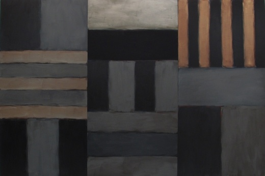 SEAN SCULLY -- BODY OF WORK 1964-2013.01.06