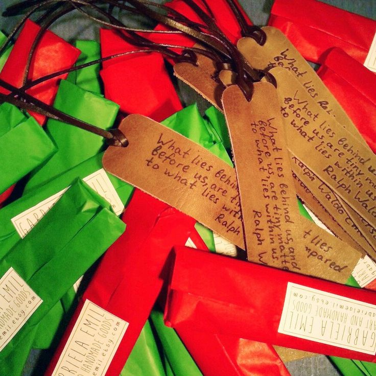 Christmas packaging for for a Big order that came in! So happy to feel the Christmas spirit already!!