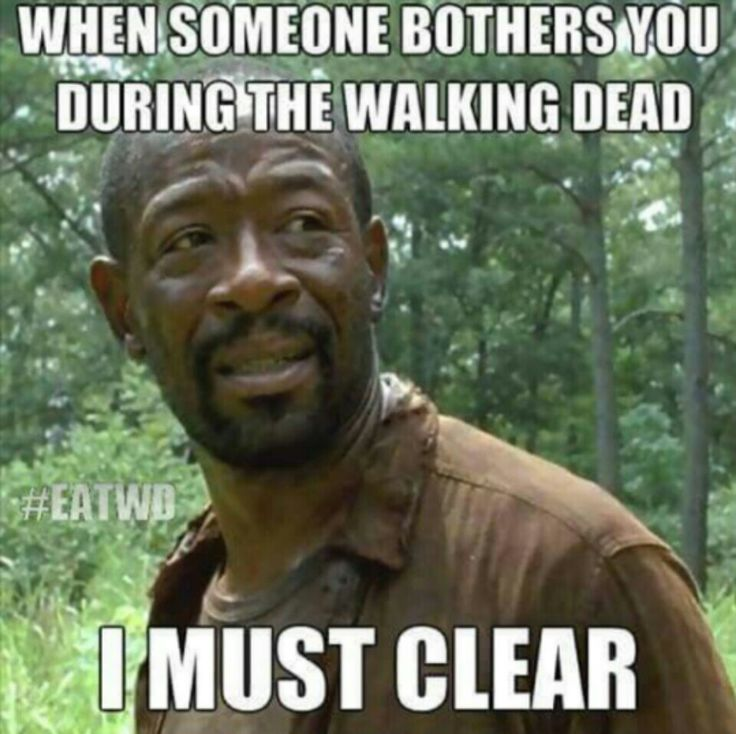 The Walking Dead #twd lol