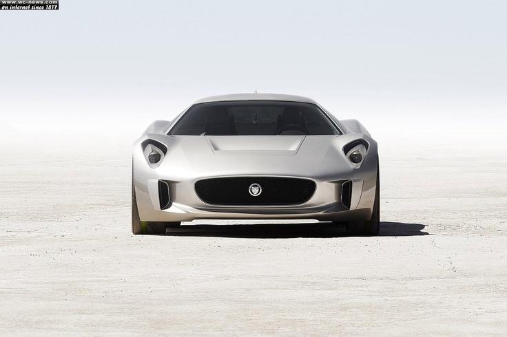 Jaguar Hybrid C-X75 Wallpaper Source: http://www.wc-news.com/jaguar-hybrid-c-x75-concept-jaguar-cars-and-williams-f1/