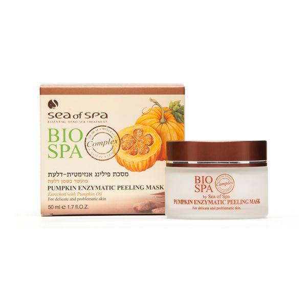 Sea Of Spa | Pumpkin Enzymatic Peeling Mask