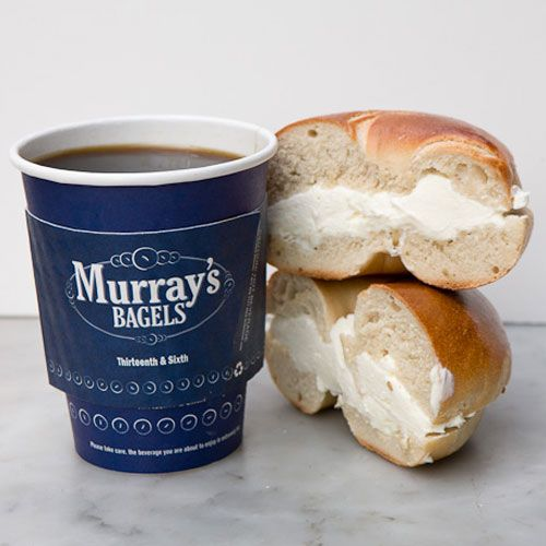 MURRAYS Bagels, NYC