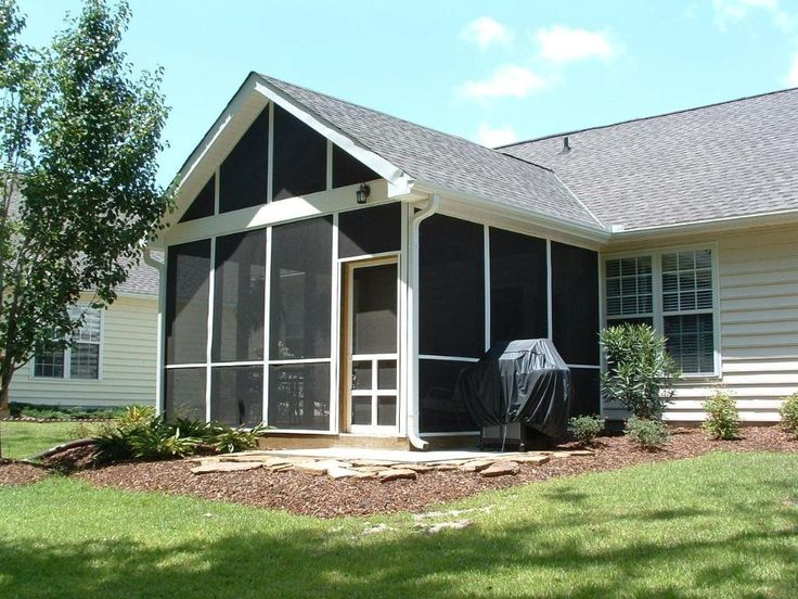 Screened In Porch Pictures | Screened Porch In Mt Pleasant, SC   Screened  Porches Photo