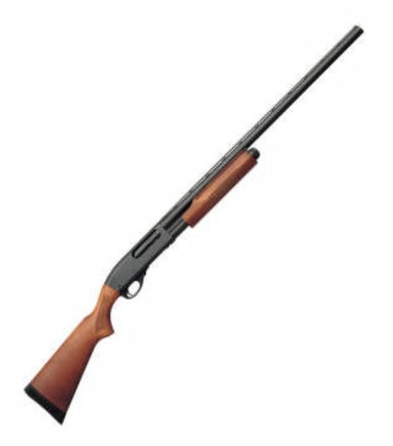 This is one of my options on shot guns #1 Remington 870 #2 mossberg 500 #3 Winchester sxp