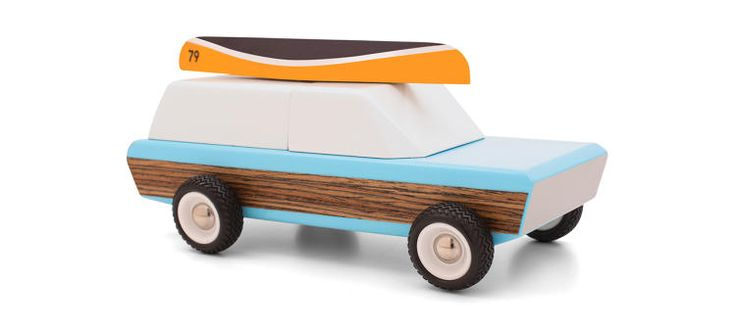 Let's Face It: These Midcentury Toy Cars Were Designed For Parents | Co.Design…