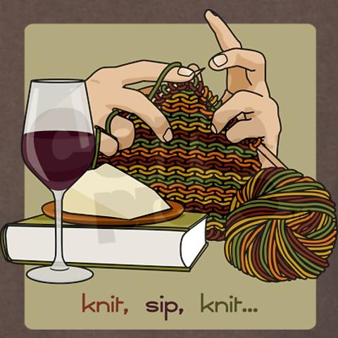 Our wonderful knit nights