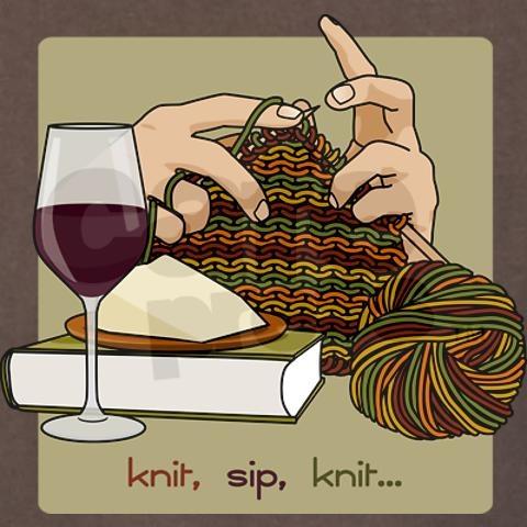 Knit Sip Knit