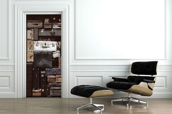 9 best sticker porte izoa images on pinterest doors. Black Bedroom Furniture Sets. Home Design Ideas