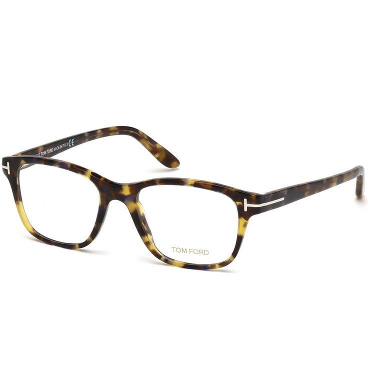 Occhiale da vista eyeglasses Tom Ford FT 5196 056 havana