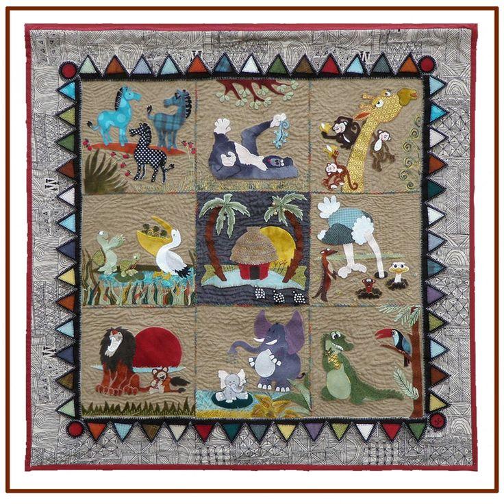274 best images about sew fun quilting kids on pinterest for Le jardin de woolens