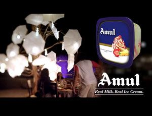 Amul's new Ice Cream campaign urges people to spend time with family created by Draftfcb Ulka.