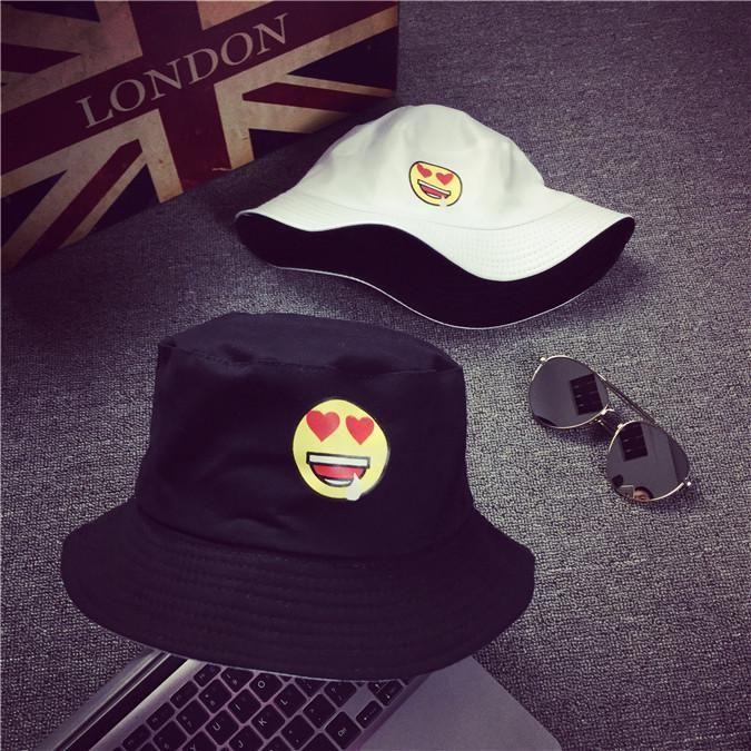 COKK New Black Cap Bob Hat Summer Brand Vintage sad boy Bucket Hat Cap Hip Hop Hats For Men Women Chapeu Pescador Gorro