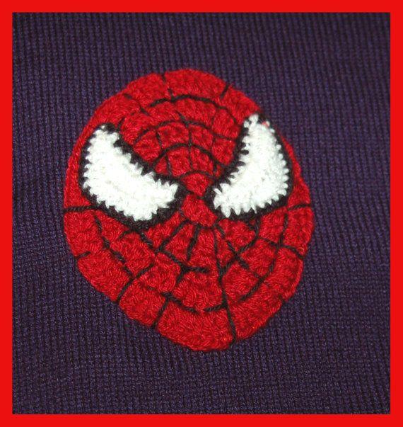 Crochet Pattern For Spiderman Blanket : 25+ best ideas about Spiderman blanket on Pinterest Cool ...