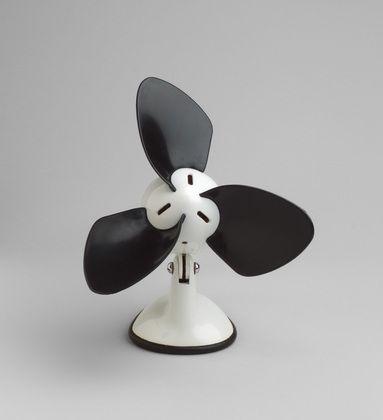 G. Byrn Company, Copenhagen. Air Flow Desk Fan. c. 1965