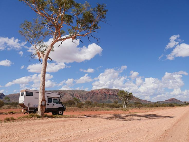 Len Beadell Marker Tree, Great Central Road, Australia