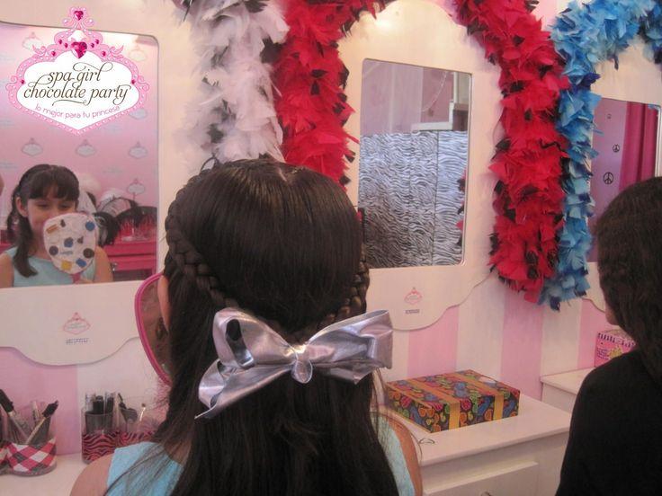 Peinados Fabulosos con moños, tiaras, flores y muchas sorpresas mas