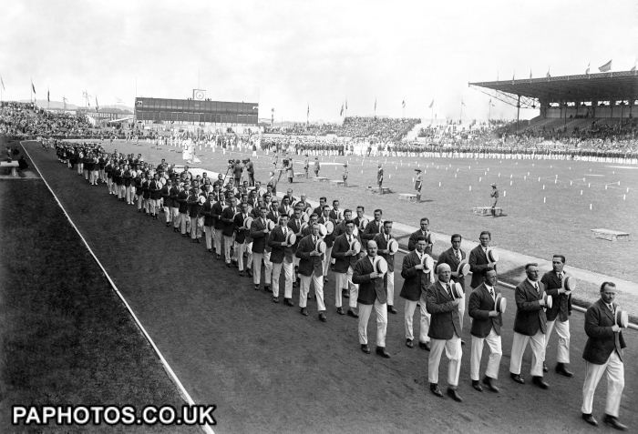 Paris 1924 Olympic Games - Opening Ceremony - Colombes Stadium
