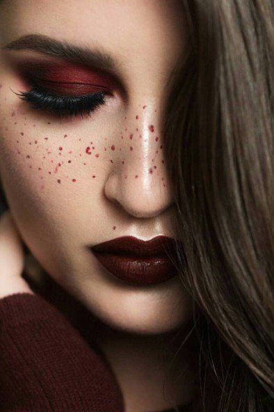 Best 25 Burgundy Makeup Ideas On Pinterest Burgundy