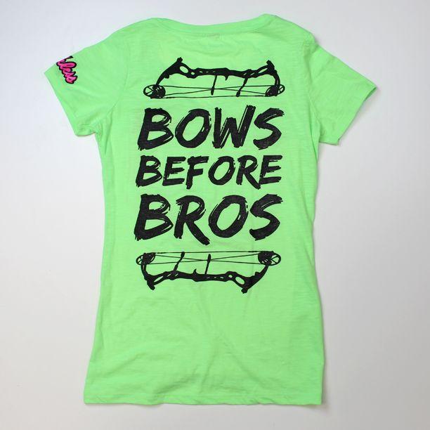 Bows Before Bros (Green) - Thumbnail 1