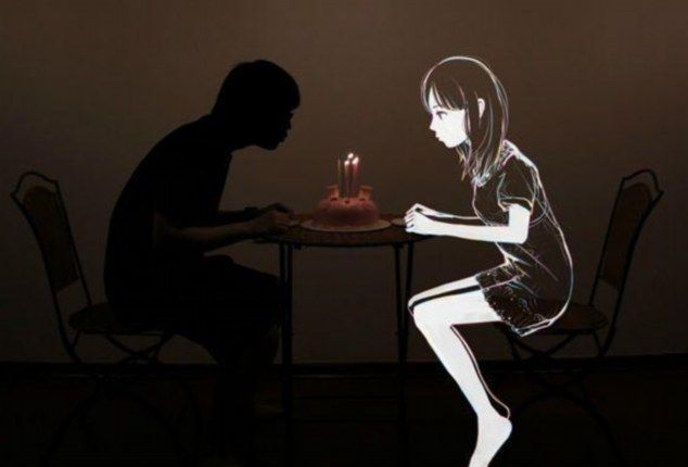 how to become happy alone