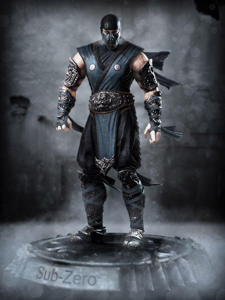 Mortal kombat Win with him all the time, that or beat people with kung lao on PS2