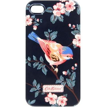 Adorn your iPhone with our British Birds print and keep it safe from anything nasty in this hardwearing case. The pretty design will make it easy to spot in your handbag and save you from missing any of those important calls!   This product will fit the iPhone 4 and iPhone 4S only.
